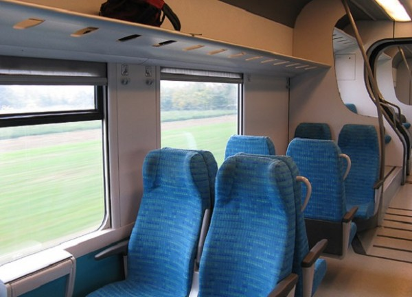 Minuetto 1 600x433 Leonardo Express – The Trenitalia Nonstop Train to the Fiumicino (FCO) Airport