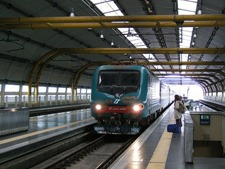 fiumicinotrains1 thumb Transportation Options From Fiumicino Airport (FCO) to the City of Rome