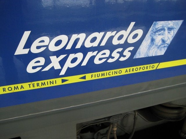 leonardo thumb Leonardo Express – The Trenitalia Nonstop Train to the Fiumicino (FCO) Airport