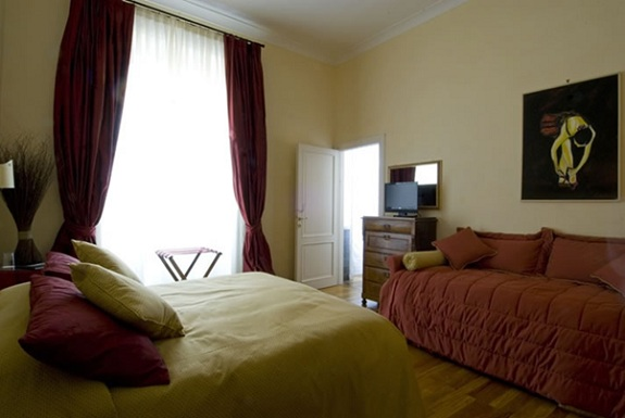 venere relais del senato1 Best Hotels and B&B's near Piazza Navona