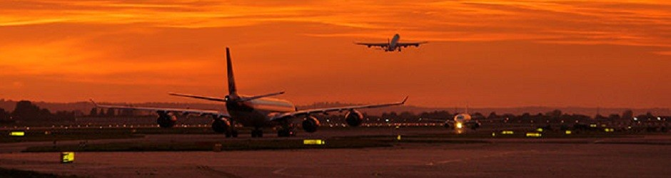 27Header - FCO Airport