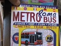 Bus map Bus, Metro & Tram