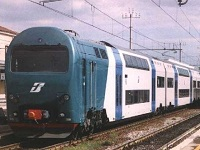 FCO FR1 Train Travel in Italy