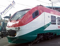 FCO LE Train Travel in Italy