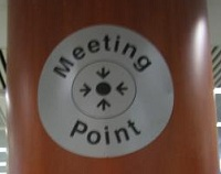 fco Meeting Point To & From the Airport