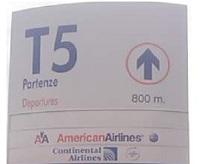 fco Terminal 5 Smaller Leonardo da Vinci Airport