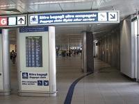 fco terminal Leonardo da Vinci Airport