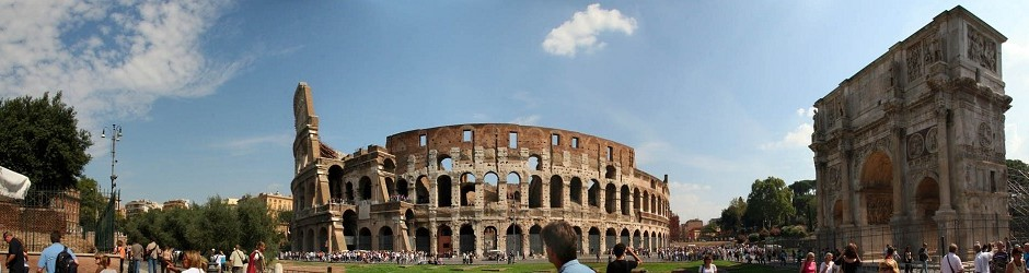 10Header - Colosseo