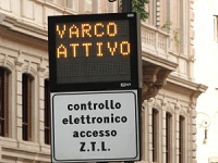 Auto ZTL1 Driving in Italy