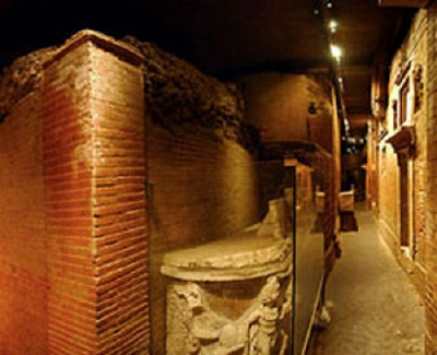 Vatican Scavi 1 The Vatican