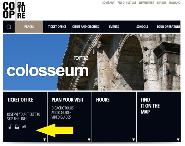 Colosseo Website1 600x475 Buy Skip the Line Colosseum Tickets Online